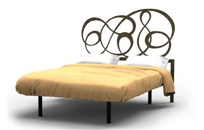 cabeceros de forja en otra lnea pero tambin ideado para amueblar dormitorios modernos te proponemos nuestros cabeceros de hierro forjado con diseos with