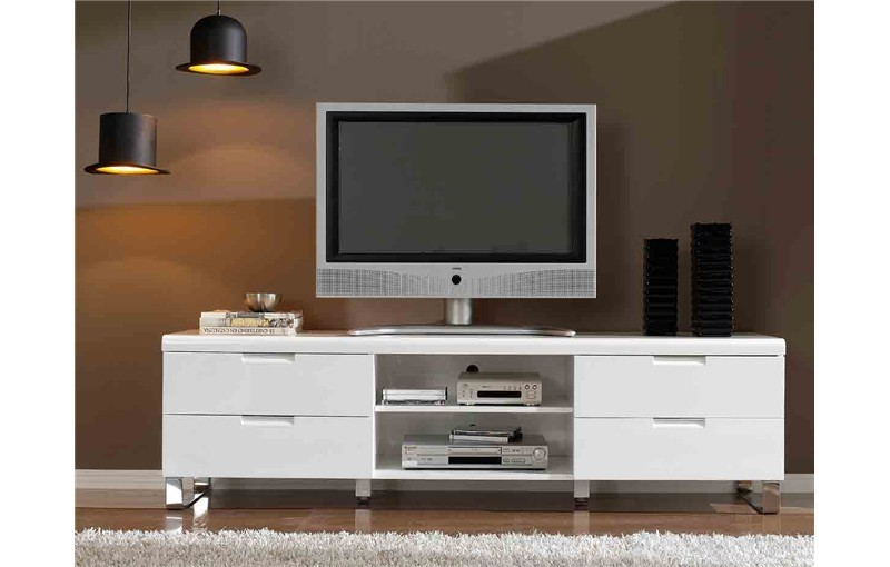 MUEBLE TV BLANCO STAR