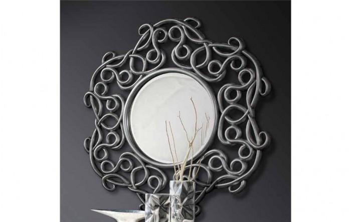 Espejo circular tit n for Espejo circular
