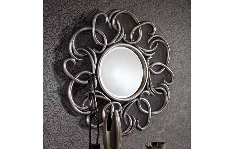 Espejo circular caronte for Espejo circular