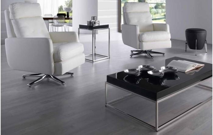 Mesa de sal n moderna aspen - Mesa salon moderna ...