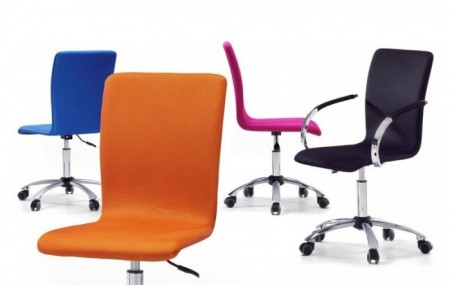 SILLA COLORS CON RUEDAS