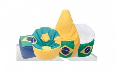 PUFFS FÚTBOL BRASIL