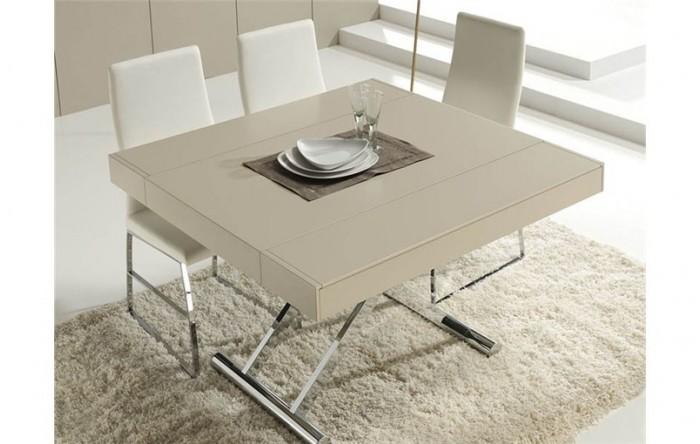 Mesa de centro autom tica elevable y extensible - Mesas centro elevables y extensibles ...