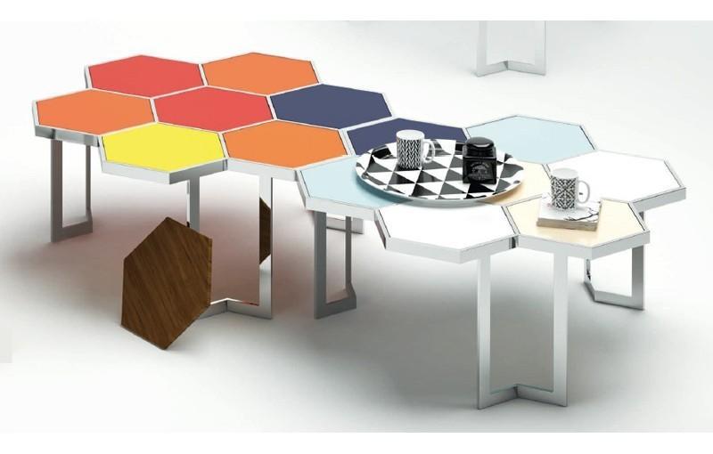 Mesa de centro honey - Baul mesa de centro ...