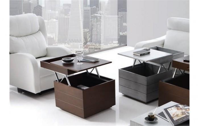 Excelente Cubo De Cuero Muebles Otomana Adorno - Muebles Para Ideas ...