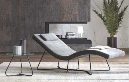 CHAISE LONGUE MODERNA GRACE