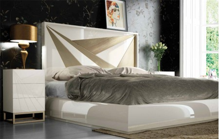 DORMITORIO GOLD FRANCO FURNITURE